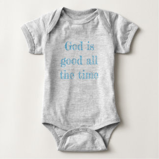 God is good Baby Shirt