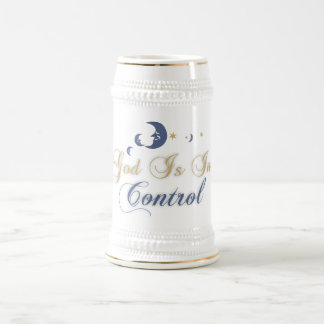 God Is In Control Mug
