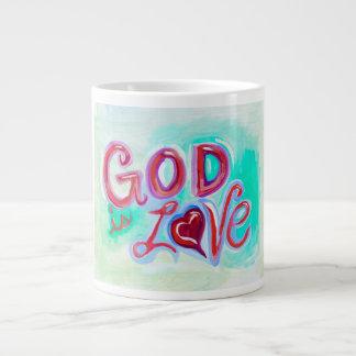 GOD is LOVE JUMBO MUG