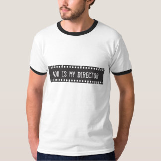 God is the director shirt