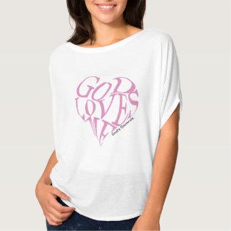 God Loves Me T-Shirt