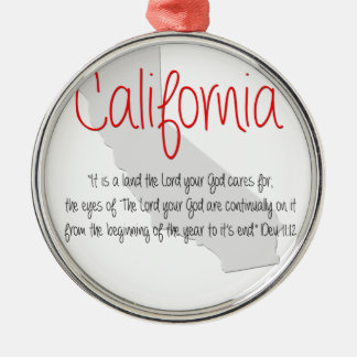 God Loves This Land! Christmas Ornaments