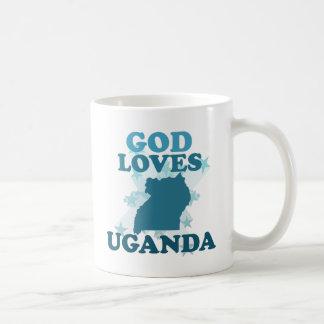 God Loves Uganda Coffee Mug