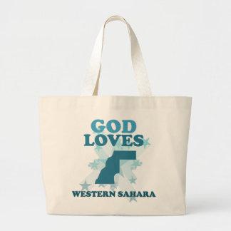 God Loves Western Sahara Bag