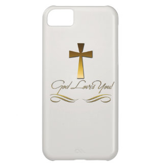 God Loves You iPhone 5C Case