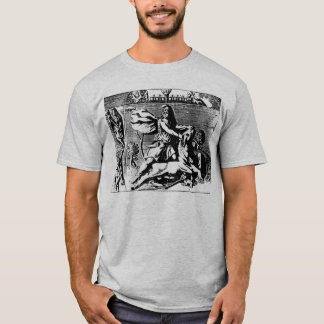 God Mithra of Persia Shirt