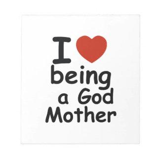 God mother design notepads