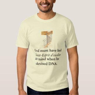 God must have had , Saint-Esprit d'e... Shirt