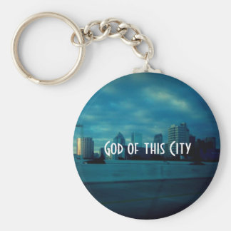 God of This City keychain