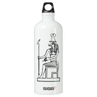 God of water, Egyptian hieroglyph SIGG Traveller 1.0L Water Bottle