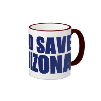 God Save Arizona Mug