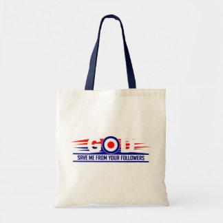 GOD SAVE ME bag - choose style & color