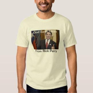 God Save Texas T-shirt