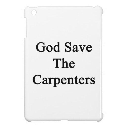 God Save The Carpenters iPad Mini Case