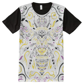 god save the queen All-Over print T-Shirt