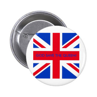 GOD SAVE THE QUEEN PINS
