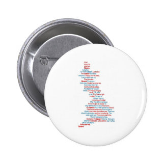 God Save the Queen Pinback Buttons