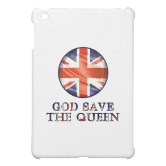 God Save The Queen Cover For The iPad Mini