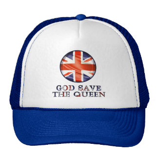 God Save The Queen Hats
