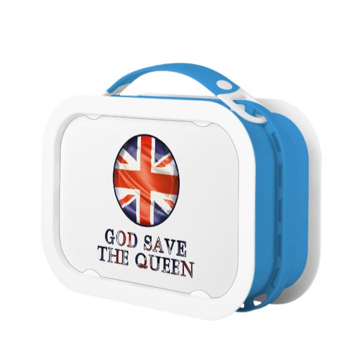 God Save The Queen Lunchbox