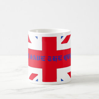 GOD SAVE THE QUEEN! COFFEE MUGS