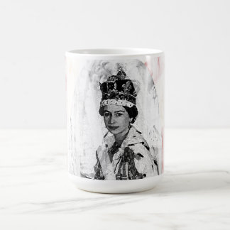 God Save the Queen punk/grunge Coffee Mug