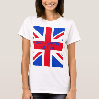 GOD SAVE THE QUEEN! T-Shirt