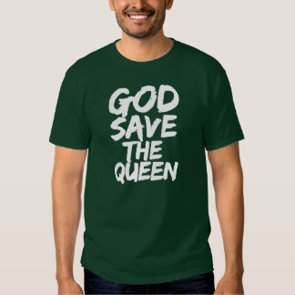 God Save the Queen Tshirt