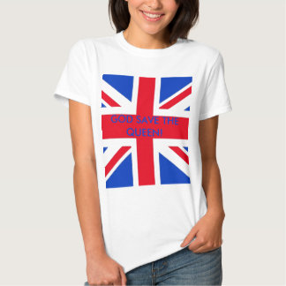 GOD SAVE THE QUEEN! TSHIRTS