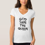 GOD SAVE THE QUEEN TSHIRTS