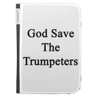 God Save The Trumpeters Kindle Covers