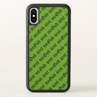God sent me, Allison Orphan Black quote iPhone X Case