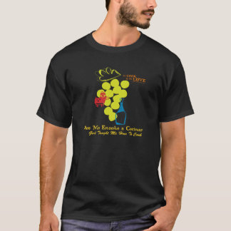 God Taught Me How To Cook T-shirt