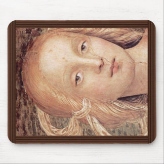 God The Father Of Prophet And Sibyl Detail Mouse Pads