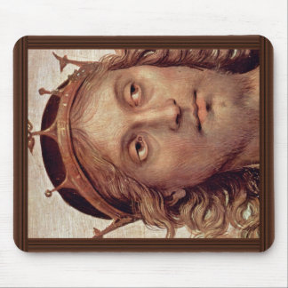 God The Father Of Prophet And Sibyl Detail Mousepad