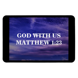 GOD WITH US MAGNET