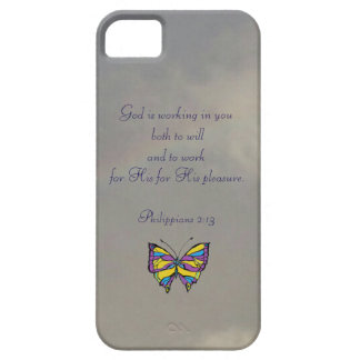 God Works in Us Case For The iPhone 5