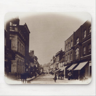 Godalming High Street, Surrey, c.1900 Mouse Pad