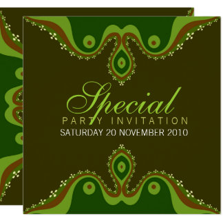 Goddesian Earth Special Invitations