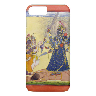 Goddess Bhadrakali Worshipped by the Gods 1675 iPhone 7 Plus Case