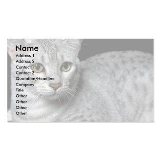 Goddess Business Card Template