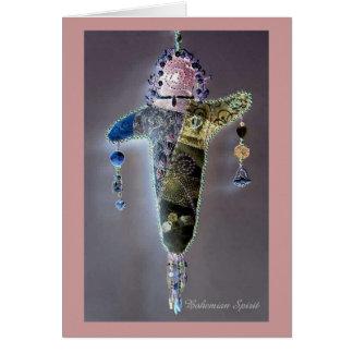 Goddess Doll Card