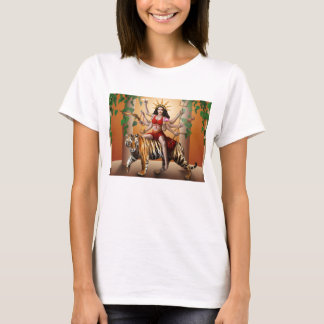 Goddess Durga T Shirt