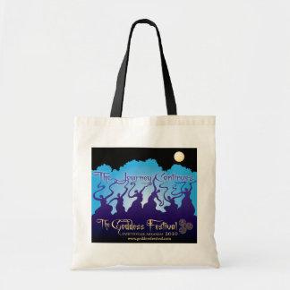 Goddess Festival 2010 Tote Bags