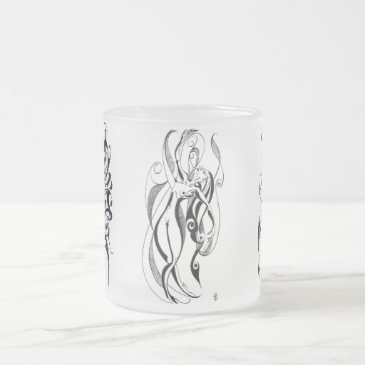 Goddess fire mug