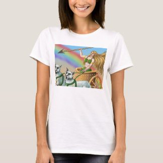 Goddess Freya t shirt