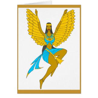 GODDESS ISIS CARD