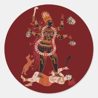 Goddess Kali stickers