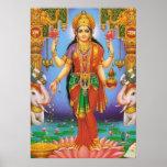 goddess-Lakshmi Posters