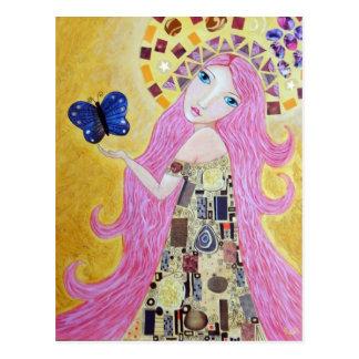 Goddess of Freedom Postcard